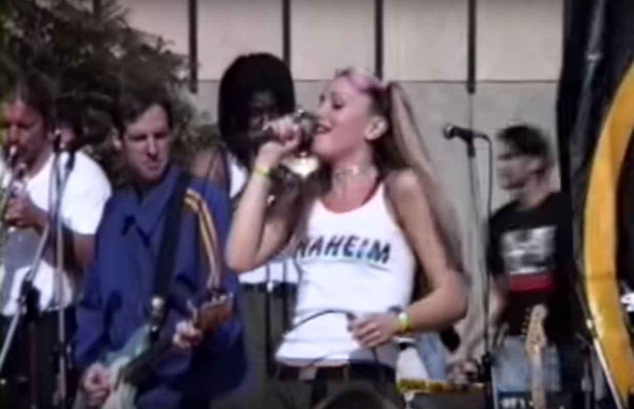 Throwback: Gwen Stefani and No Doubt 1994